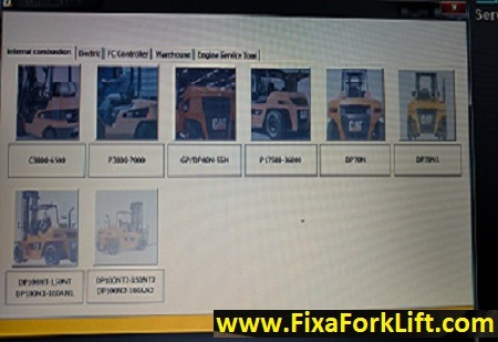Read And Clear Caterpillar Fault Codes - FixaForklift com